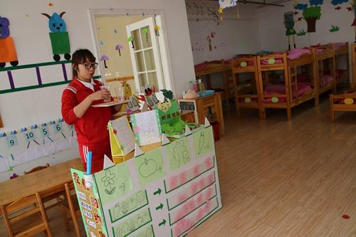 幼儿园区域环境创设评比活动